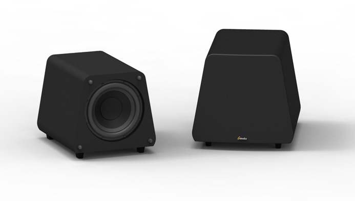 Subwoofer: Forcefield Series   GoldenEar Technology