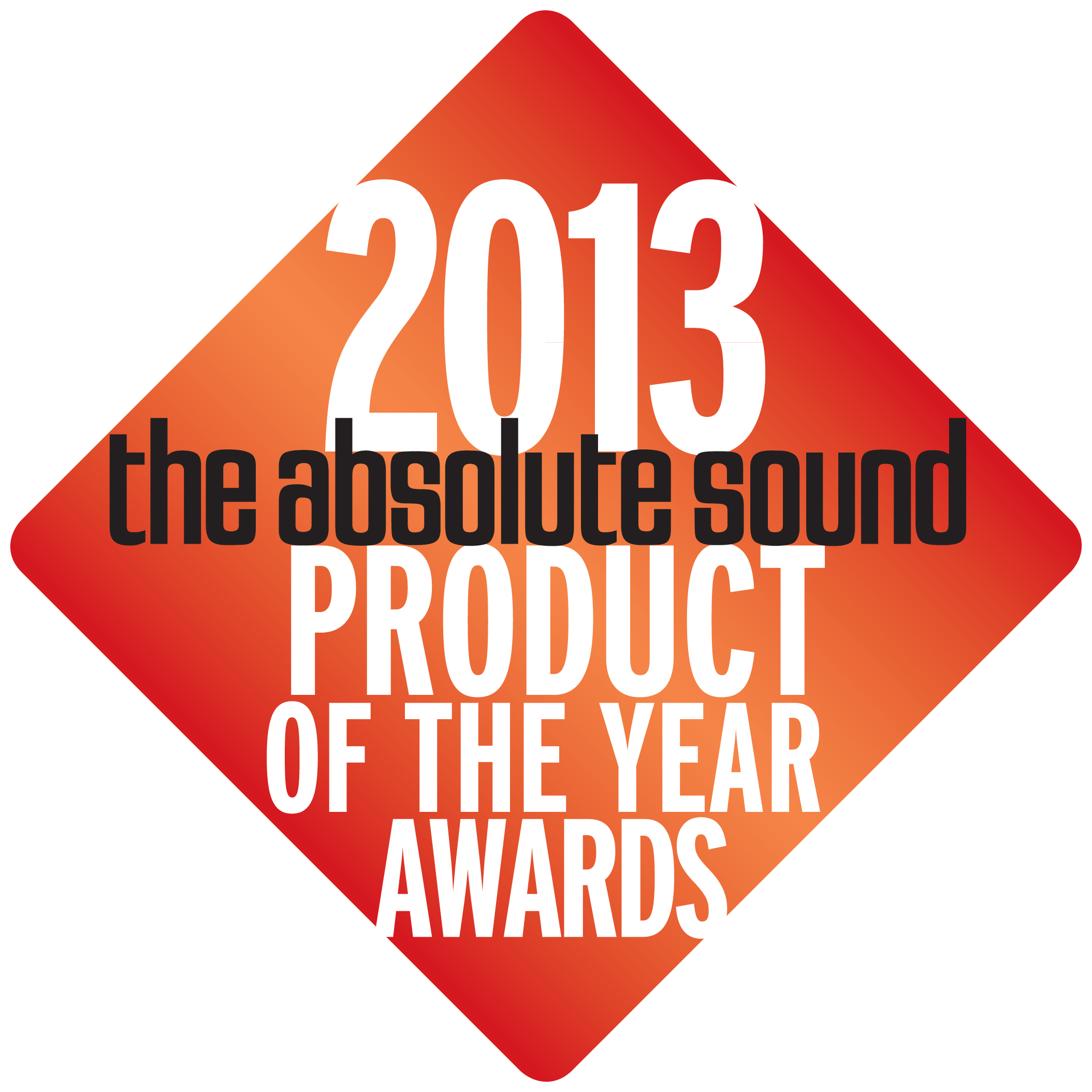 Absolute Sound Product of the Year Award for Triton Seven
