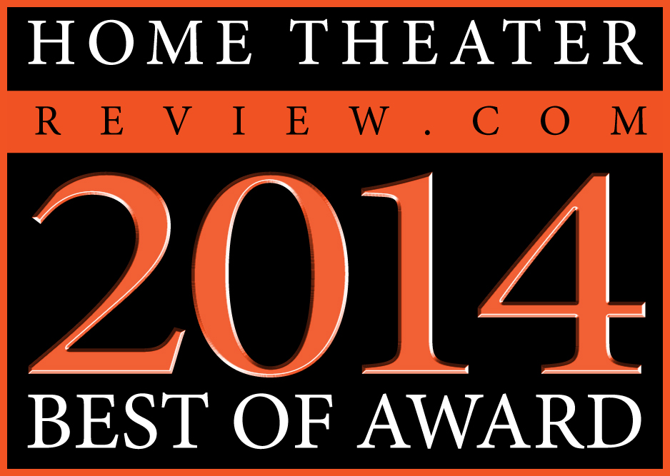 Home Theater Review Best of 2014 Award