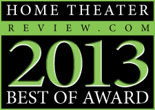 Home Theater Review Best of 2013 Award