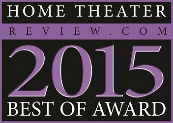 Home Theater Review Best of 2015 Award