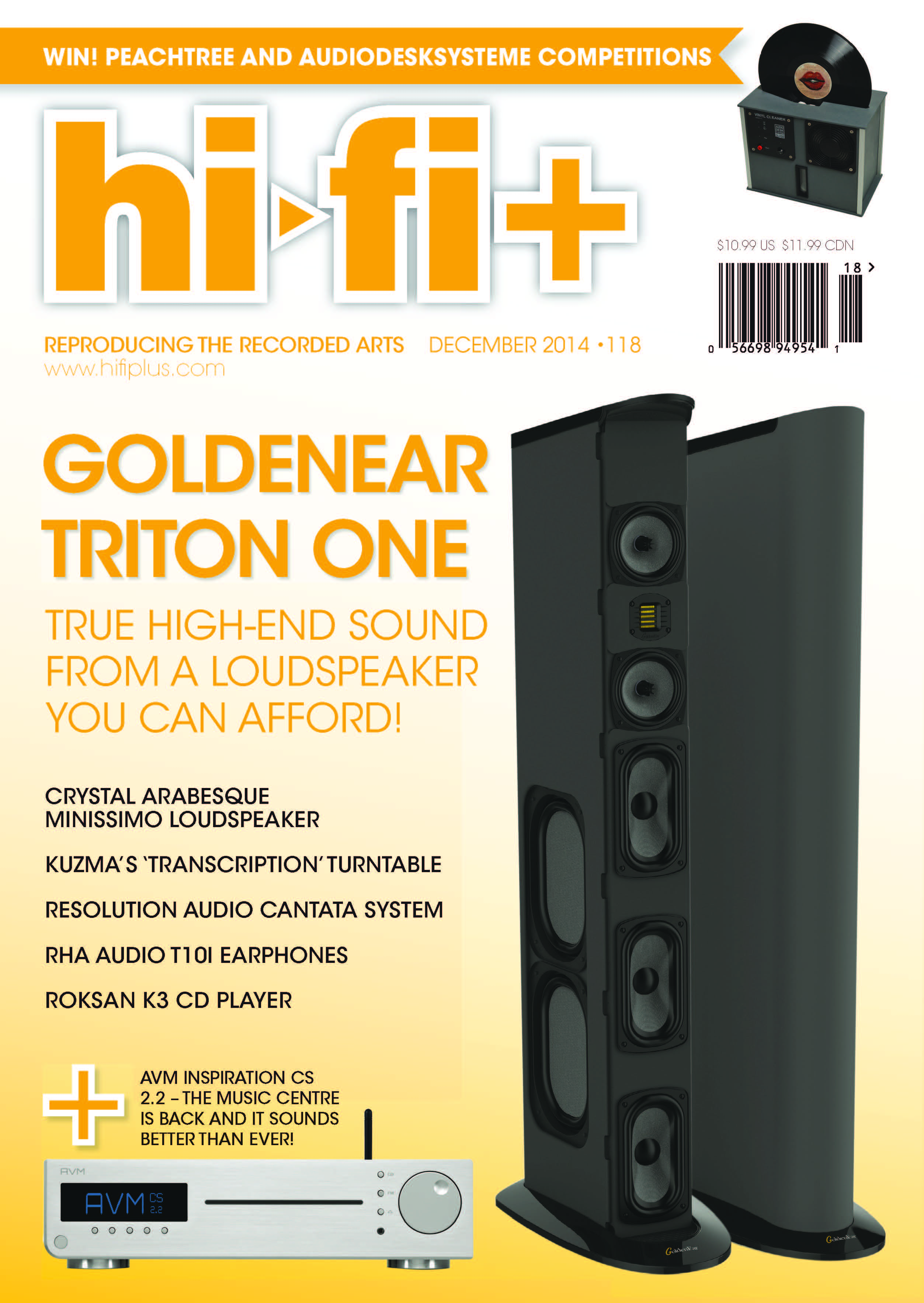 Hi-Fi+ Triton One Review