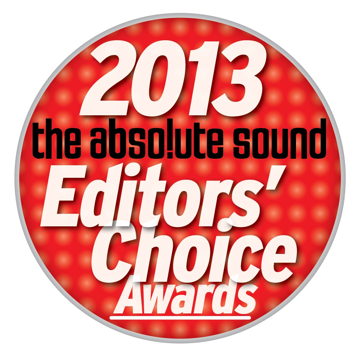 The Absolute Sound Editor's Choice Award 2013