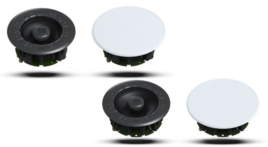 Best Ceiling Speakers - Invisa 525 and 650