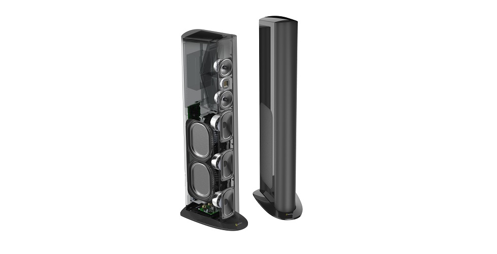 Tower Speakers: Triton Towers Overview | GoldenEar Technology