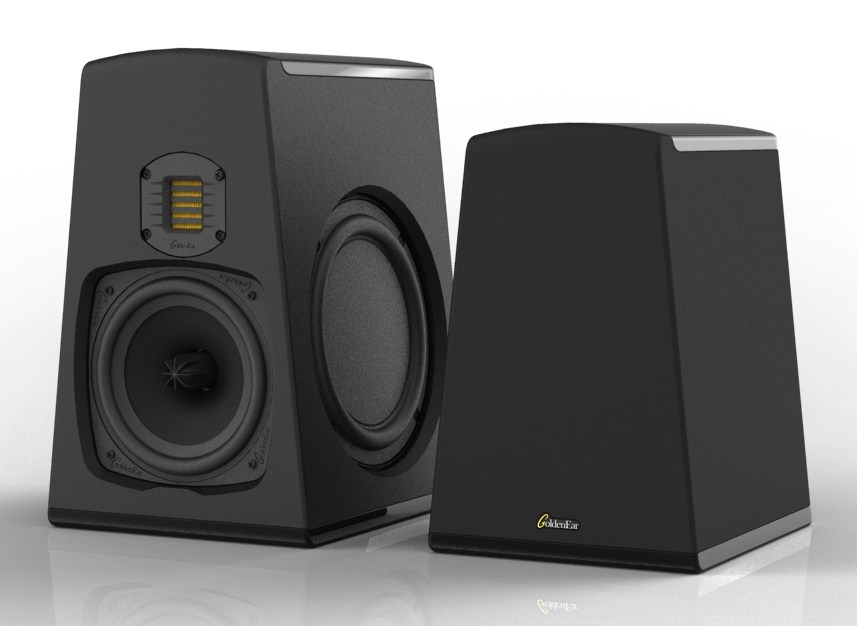 High End Bookshelf Speakers Aon 2 & 3