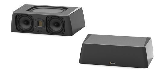 Slim Center Channel Speaker SuperCenter X