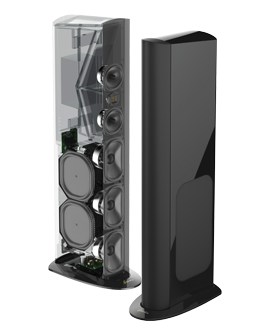 GoldenEars Triton Towers Are Designed For Superb Performance In Both Two Channel Music Systems And As Part Of A Multi Home Theater