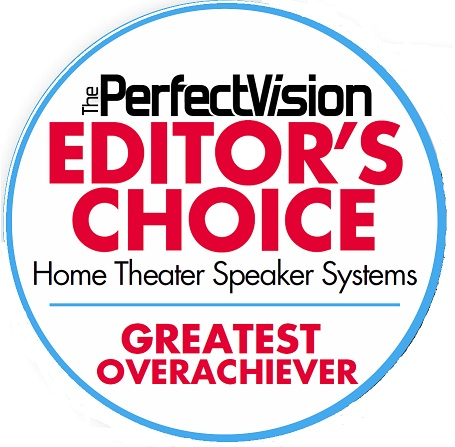 PerfectVision Editor's Choice Award