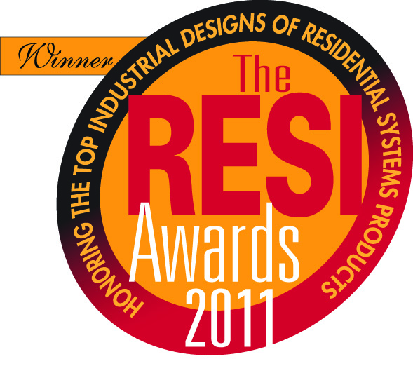 Winner 2011 Resi Award